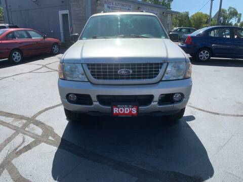 2004 Ford Explorer for sale at Rod's Automotive in Cincinnati OH