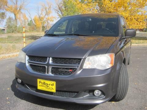 2014 Dodge Grand Caravan for sale at Pollard Brothers Motors in Montrose CO