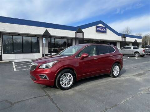 2018 Buick Envision for sale at Impex Auto Sales in Greensboro NC