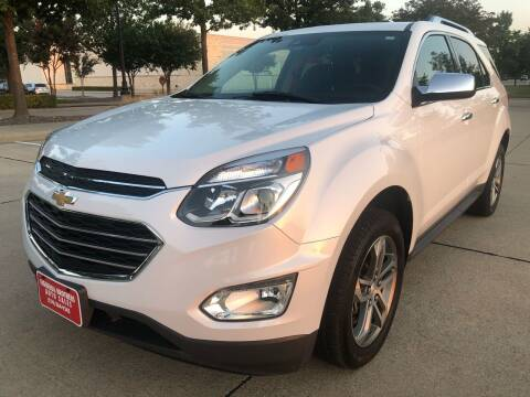 2017 Chevrolet Equinox for sale at Vemp Auto in Garland TX