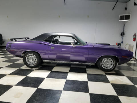 1970 Plymouth Barracuda for sale at Bayou Classics and Customs in Parks LA