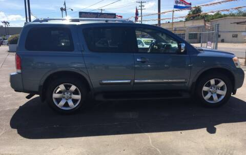 2010 Nissan Armada for sale at Bobby Lafleur Auto Sales in Lake Charles LA