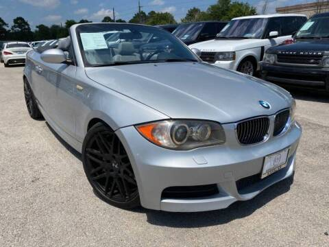 2008 BMW 1 Series for sale at KAYALAR MOTORS in Houston TX