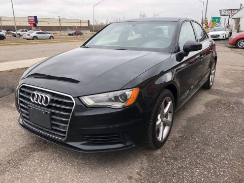 2016 Audi A3 for sale at Ital Auto in Oklahoma City OK