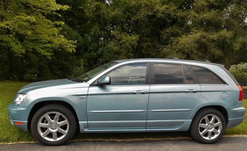 2008 Chrysler Pacifica for sale in Brookfield, OH