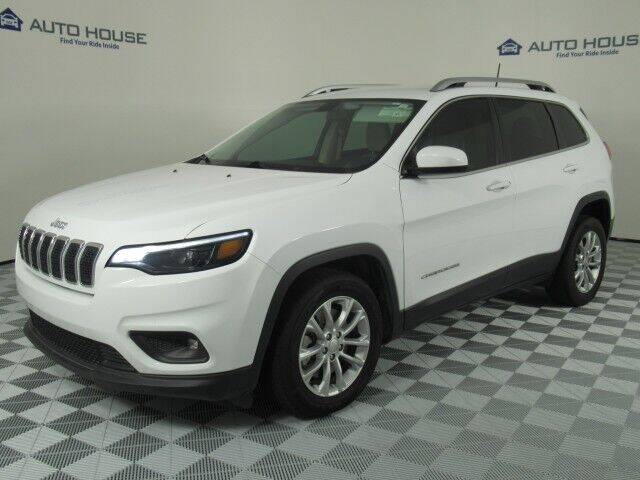 2019 Jeep Cherokee for sale at AUTO HOUSE TEMPE in Tempe AZ