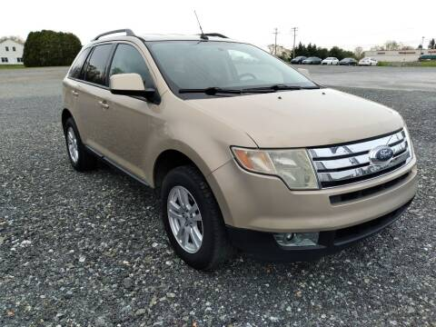 2007 Ford Edge for sale at Oxford Motors Inc in Oxford PA