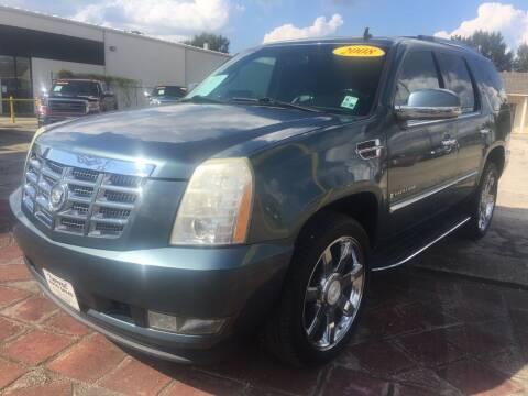 2008 Cadillac Escalade for sale at CAPITOL AUTO SALES LLC in Baton Rouge LA