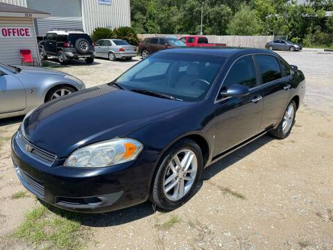 2008 Chevrolet Impala for sale at Hwy 80 Auto Sales in Savannah GA