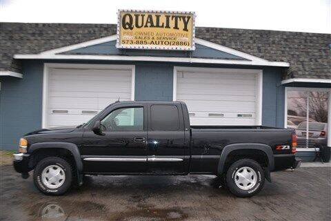 2004 GMC Sierra 1500 for sale at Quality Pre-Owned Automotive in Cuba MO