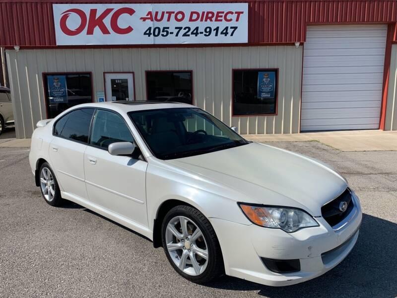 2009 Subaru Legacy for sale at OKC Auto Direct, LLC in Oklahoma City OK