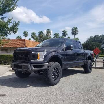 2020 Ford F-150 for sale at Specialty Motors LLC in Land O Lakes FL