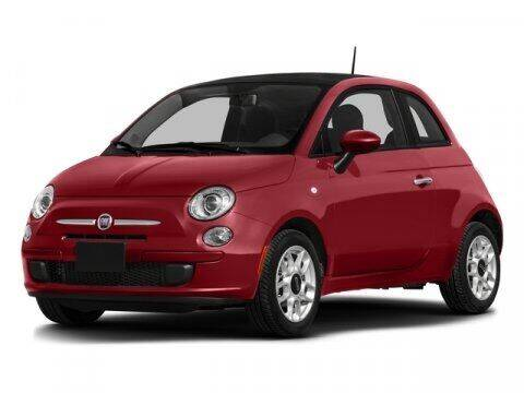 2016 FIAT 500 for sale at Jeff D'Ambrosio Auto Group in Downingtown PA
