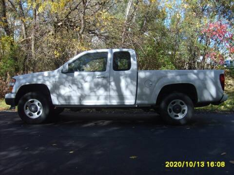 2010 Chevrolet Colorado for sale at Northport Motors LLC in New London WI