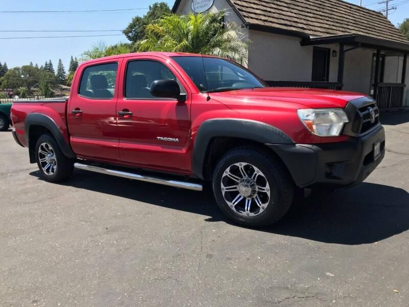2012 Toyota Tacoma for sale in Fair Oaks, CA