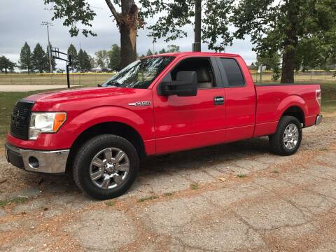 2010 Ford F-150 for sale at Crowne Motors in Newton IA