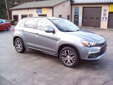 2016 Mitsubishi Outlander Sport for sale at Dave Thornton North East Motors in North East PA