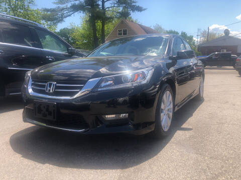 2014 Honda Accord for sale at SuperBuy Auto Sales Inc in Avenel NJ