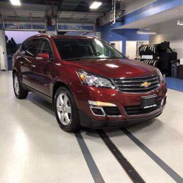 2017 Chevrolet Traverse for sale at Simply Better Auto in Troy NY