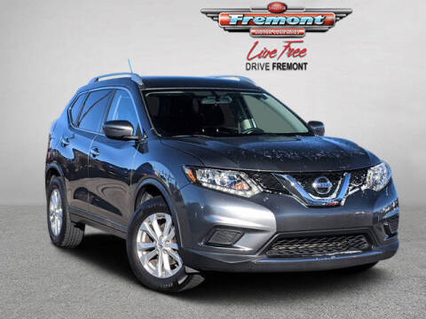 2016 Nissan Rogue for sale at Rocky Mountain Commercial Trucks in Casper WY