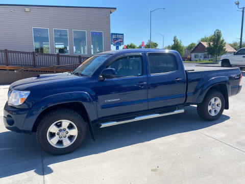 2007 Toyota Tacoma for sale at Allstate Auto Sales in Twin Falls ID