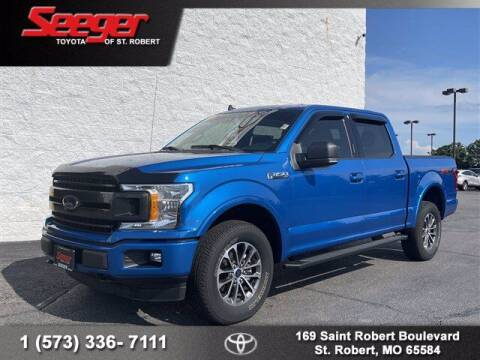 2019 Ford F-150 for sale at SEEGER TOYOTA OF ST ROBERT in Saint Robert MO
