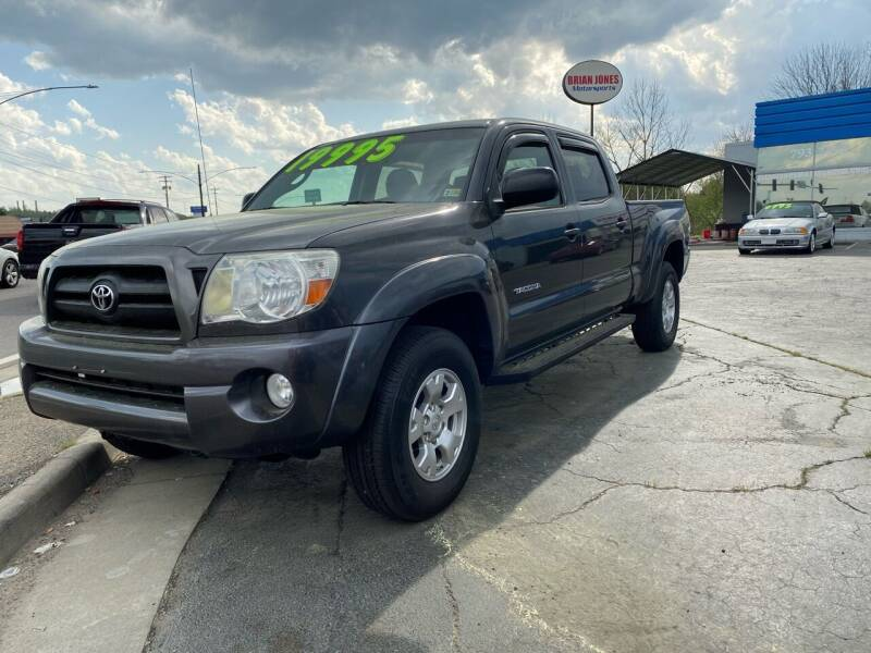 2011 Toyota Tacoma for sale at Brian Jones Motorsports Inc in Danville VA