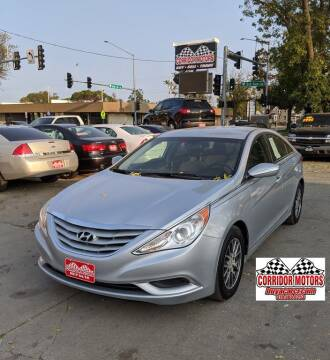 2012 Hyundai Sonata for sale at Corridor Motors in Cedar Rapids IA