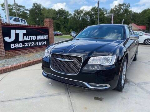 2017 Chrysler 300 for sale at J T Auto Group in Sanford NC