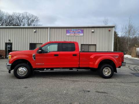 2017 Ford F-350 Super Duty for sale at GRS Auto Sales and GRS Recovery in Hampstead NH