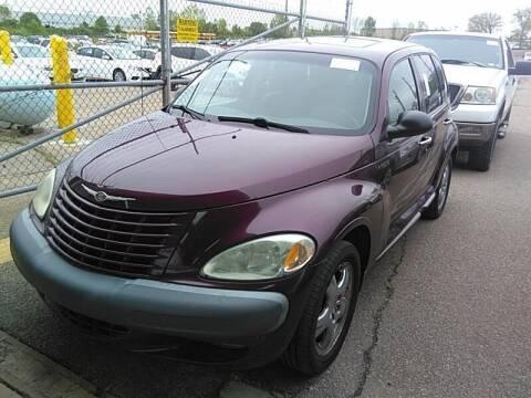 2001 Chrysler PT Cruiser for sale at Cj king of car loans/JJ's Best Auto Sales in Troy MI