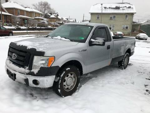 2010 Ford F-150 for sale at STEEL TOWN PRE OWNED AUTO SALES in Weirton WV