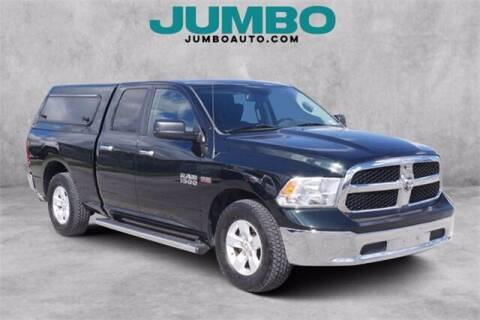 2016 RAM Ram Pickup 1500 for sale at Jumbo Auto & Truck Plaza in Hollywood FL