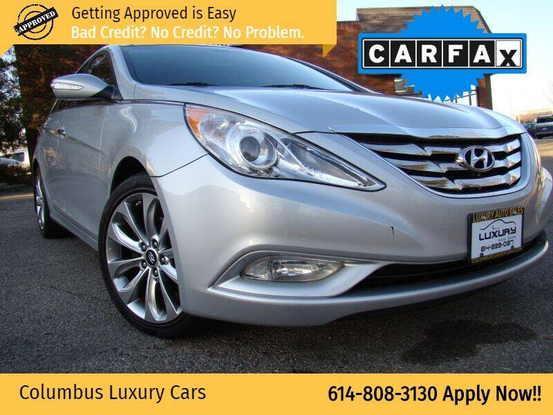 2012 Hyundai Sonata for sale at Columbus Luxury Cars in Columbus OH
