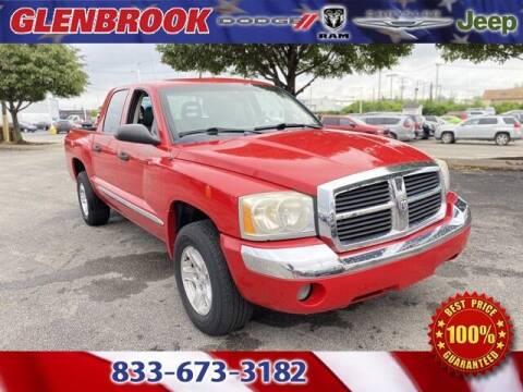 2006 Dodge Dakota for sale at Glenbrook Dodge Chrysler Jeep Ram and Fiat in Fort Wayne IN