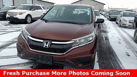 2015 Honda CR-V for sale at Nyhus Family Sales in Perham MN