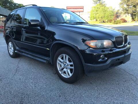 2006 BMW X5 for sale at ATLANTA AUTO WAY in Duluth GA