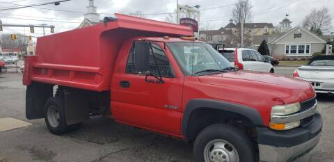 2001 Chevrolet Silverado 3500 for sale at Plum Auto Works Inc in Newburyport MA