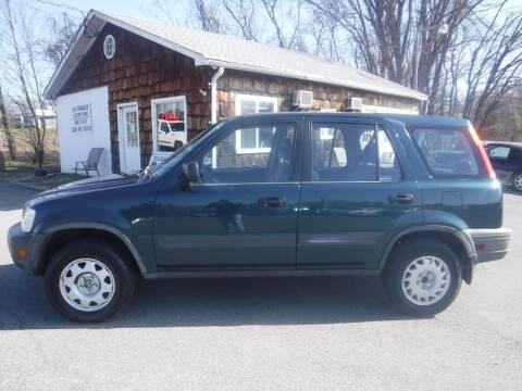 1997 Honda CR-V for sale at Trade Zone Auto Sales in Hampton NJ