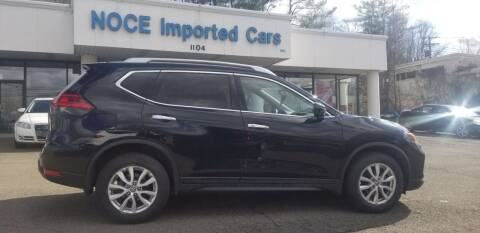 2017 Nissan Rogue for sale at Carlo Noce Imported Cars INC in Vestal NY
