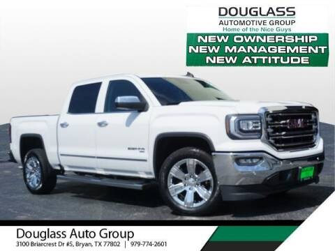 2018 GMC Sierra 1500 for sale at Douglass Automotive Group in Central Texas TX