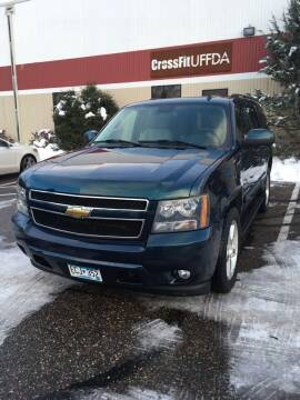 2007 Chevrolet Tahoe for sale at Specialty Auto Wholesalers Inc in Eden Prairie MN