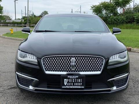 2017 Lincoln MKZ for sale at Pristine Auto Group in Bloomfield NJ