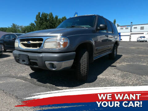 1999 Ford Explorer for sale at StarCity Motors LLC in Garden City ID