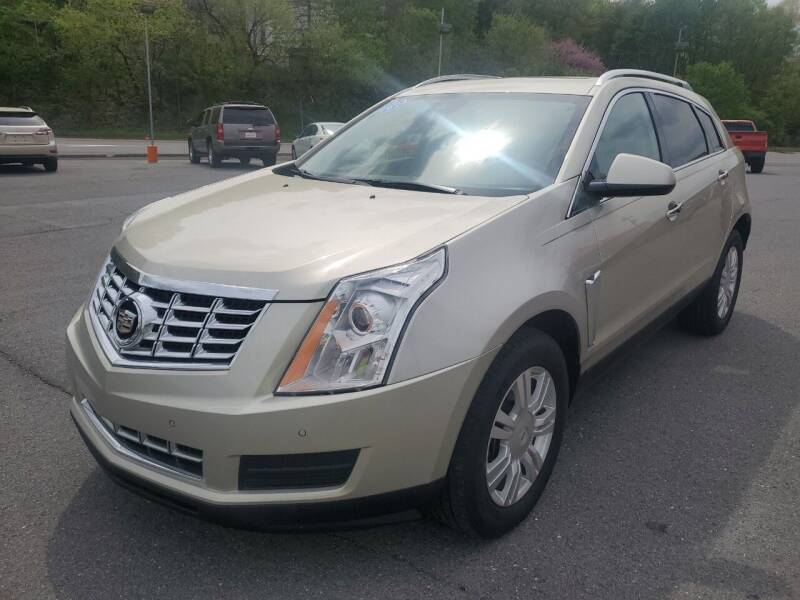 2013 Cadillac SRX for sale at Mulligan's Auto Exchange LLC in Paxinos PA