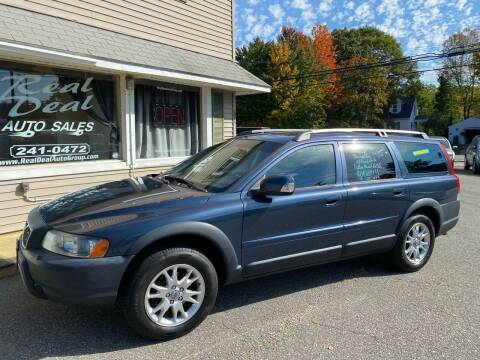 2007 Volvo XC70 for sale at Real Deal Auto Sales in Auburn ME