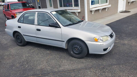 2002 Toyota Corolla for sale at West Richland Car Sales in West Richland WA