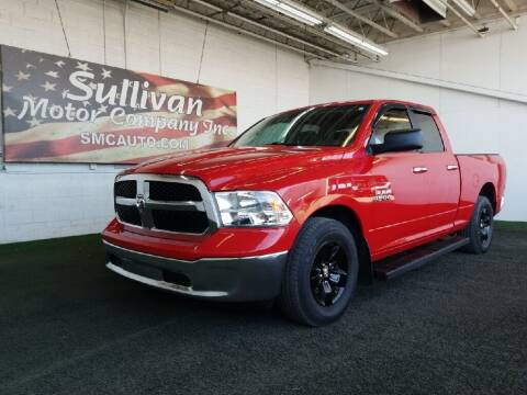2017 RAM Ram Pickup 1500 for sale at SULLIVAN MOTOR COMPANY INC. in Mesa AZ