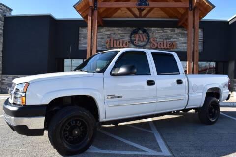 2004 Chevrolet Silverado 2500HD for sale at JW Auto Sales LLC in Harrisonburg VA