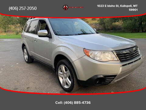 2010 Subaru Forester for sale at Auto Solutions in Kalispell MT